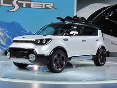 awd soul kia soul based trail ster concept features electric awd