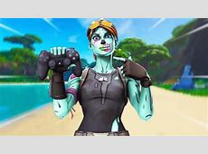 Fortnite 3d Thumbnail Ghoul Trooper   Fortnite Aimbot Trolling
