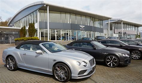 Bentley Kent In Tunbridge Wells