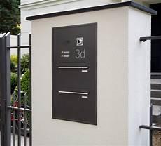 Mauers 228 Ule F 252 R Briefkasten Und Klingel Briefkastenanlage