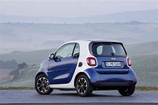 2015 Smart Fortwo Forfour Specifications Officially