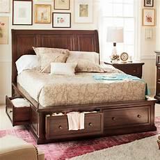 Big Bed Storage 6 decor tips to make a small bedroom look bigger sheknows