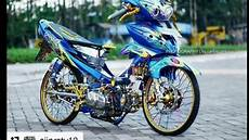 Jupiter Z Modifikasi by Modifikasi Jupiter Z Kontes Dan Buat Harian Part 2