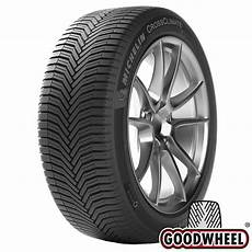 2x all season tyres michelin crossclimate plus 225 45r17