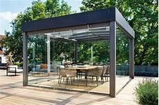 pavillon für terrasse solarlux terrassen 252 berdachung terrassendach