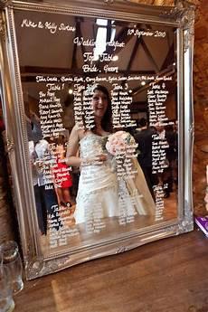 tableau plan de table mariage 27 vintage mirror wedding sign decoration ideas page 3