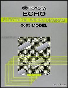 vehicle repair manual 2003 toyota echo engine control 2000 2005 toyota echo body collision repair shop manual original