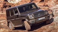 Weltpremiere In Detroit Das Ist Die Neue Mercedes G