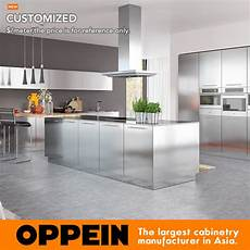 stainless steel kitchen furniture china 2017 hot sale modern stainless steel kitchen