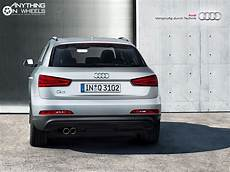 anything on wheels audi q3 compact suv launched in india
