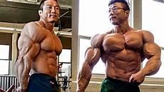 kang kyung won korean muscular beast youtube