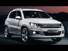 2015 Volkswagen Tiguan R Line Test Drive Review