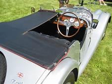 Morgan 4 Series V  1954 Cartype