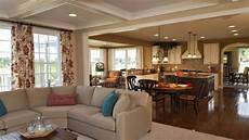 Ideas For Kitchen And Family Room by Maryland Home Builder The From Forty West Builders