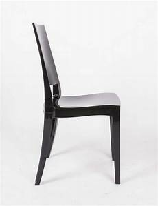 stuhl modern design stuhl modern outdoor stuhl aus kunststoff schwarz