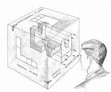 geometry orthographic drawing worksheets 679 title met afbeeldingen