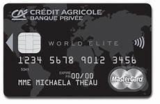 Comparatif Des Cartes World Elite Mastercard Billet De