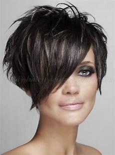 10 short hairstyles for women over 50 bangs short hair