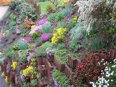 Steile Böschung Bepflanzen - update fotos der steinmauer s 252 dhang an der terrasse