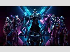 Download wallpaper: Fortnite Season X 2560x1440