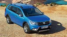2019 The Dacia Logan New Stepway Concept