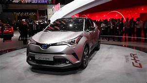 Toyota C HR Release Date Price And Specs  Roadshow