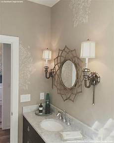 bathroom wall stencil ideas diy vintage style ideas with the antoinette damask stencils royal design studio stencils