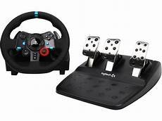 logitech g29 driving racing wheel for ps4 ps3 pc