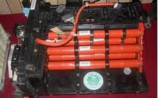 Voitures Hybrides Et 233 Lectriques La Batterie Expliqu 233 E 4 5
