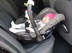 kindersitz ohne isofix befestigen maxi cosi citi babyschale tests erfahrungen