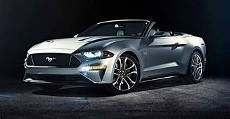 2018 Ford Mustang Convertible Revealed  Photos 1 Of 3