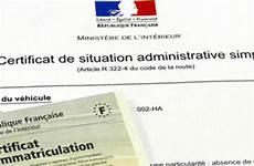 Le Certificat De Situation Administrative Non Gage Et