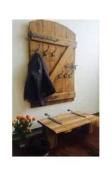 Bildergebnis F 252 R Garderobe Aus Altem Holz Garderobe