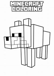 Quiver Malvorlagen Minecraft Minecraft 5 Printable Coloring Pages