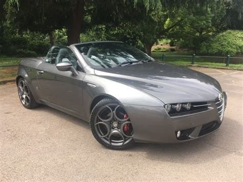 Used Alfa Romeo Spider On Finance From £50 Per Month No