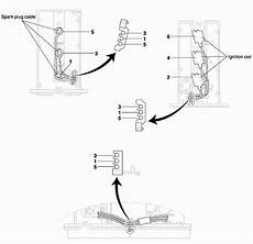 2004 hyundai santa fe coil wiring diagram 2004 santa fe 3500 engine how do you re align the ign wires i got them mixed up now what