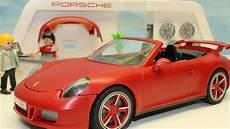 Playmobil Porsche 911 S Neuheit Auspacken Unboxing