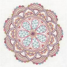 mandala mit wundersch 246 nem bunten kaleidoskop muster