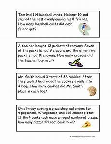 4th grade number with images math word problems math words word problem worksheets