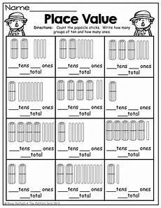 place value worksheets kindergarten 5166 248 best math images on