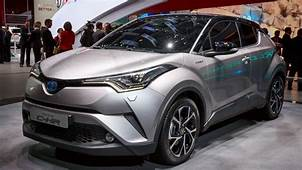 New Toyota C HR Is Worth The Wait  Roadshow