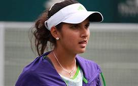 Sania Mirza Tennis Star HD Images Pics And Wallpapers  My