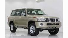 nissan patrol safari for sale aed 155 000 gold 2020