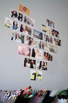 decorate your room with photos in a layout