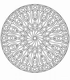 n 39 coloring pages of mandala