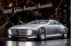 Mercedes Concept Iaa Changes Shape For Better Efficiency