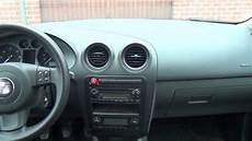 seat ibiza 2007 cockpit