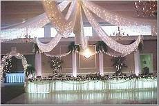 white lights and tulle decorations wedding ideas juxtapost
