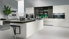 küchen mit insel bilder design k 252 chen plana modern und voll im trend