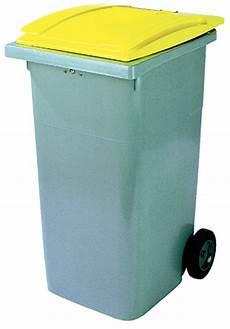 poubelle de rue poubelle jaune achat